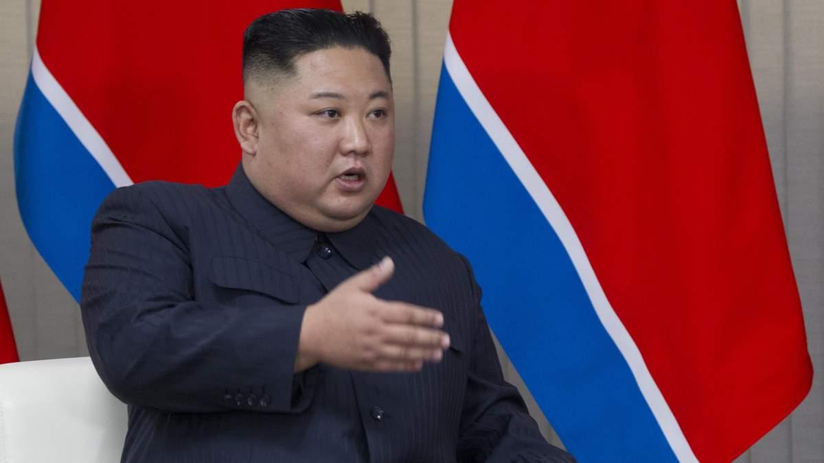 Хто найбільший ворог КНДР: заява Кім Чен Ина