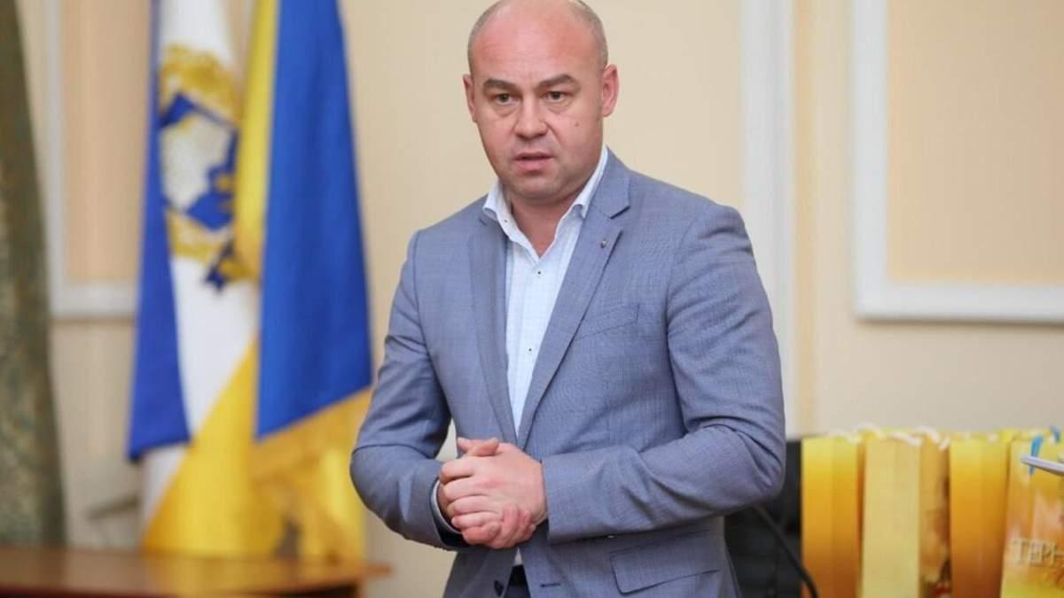Поліція почала масово штрафувати підприємців, – мер Тернополя