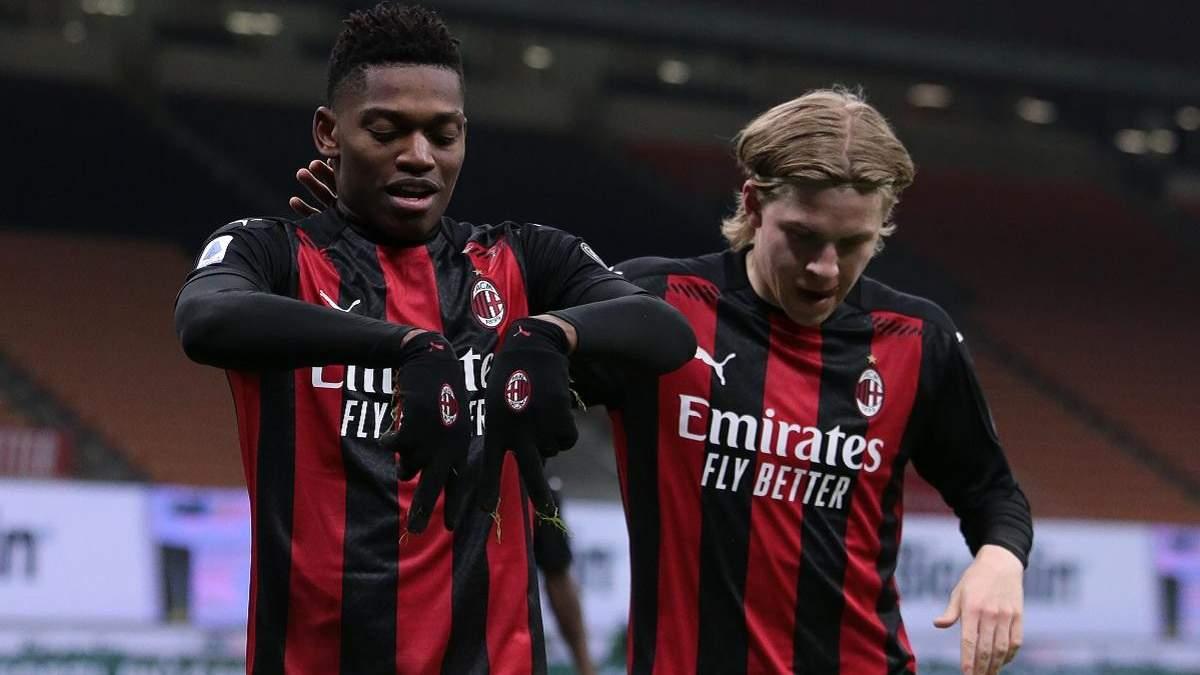 Милан деклассировал Торино, повторив 70-летний рекорд Интера: видео -  новости футбола - Спорт 24