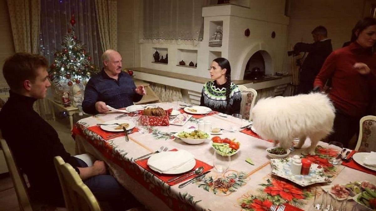 Сын Лукашенко рассказал, как вместе с отцом болел COVID-19