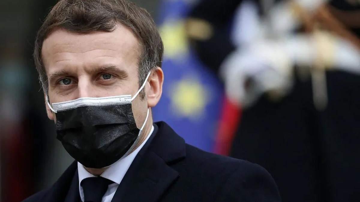 Расточительство Макрона во время COVID-19: чем его упрекнули французы