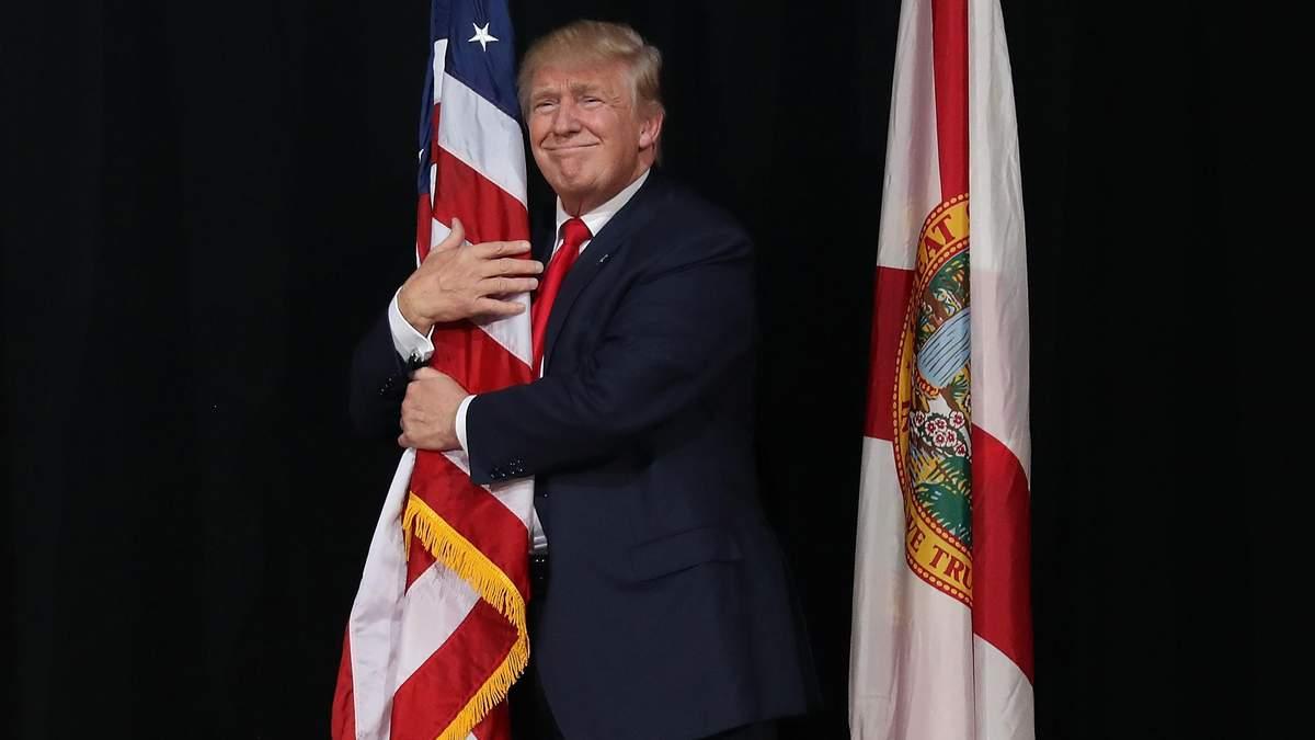 Смещение Трампа с должности: как президент США с союзниками рассматривают применение 25-й поправки к Конституции