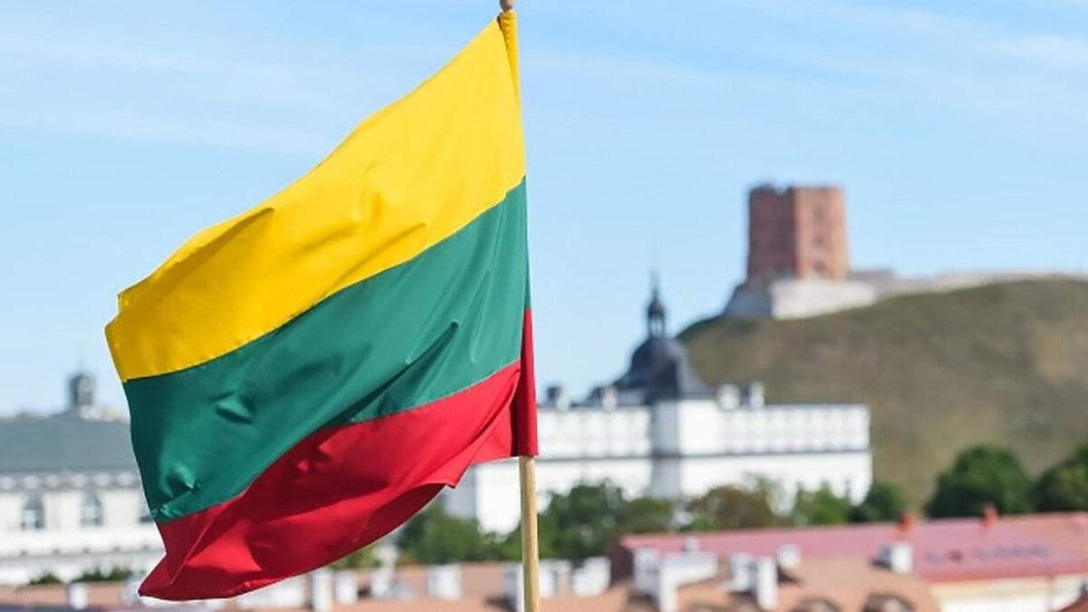 Литва сменила название Грузии, на очереди - Беларусь