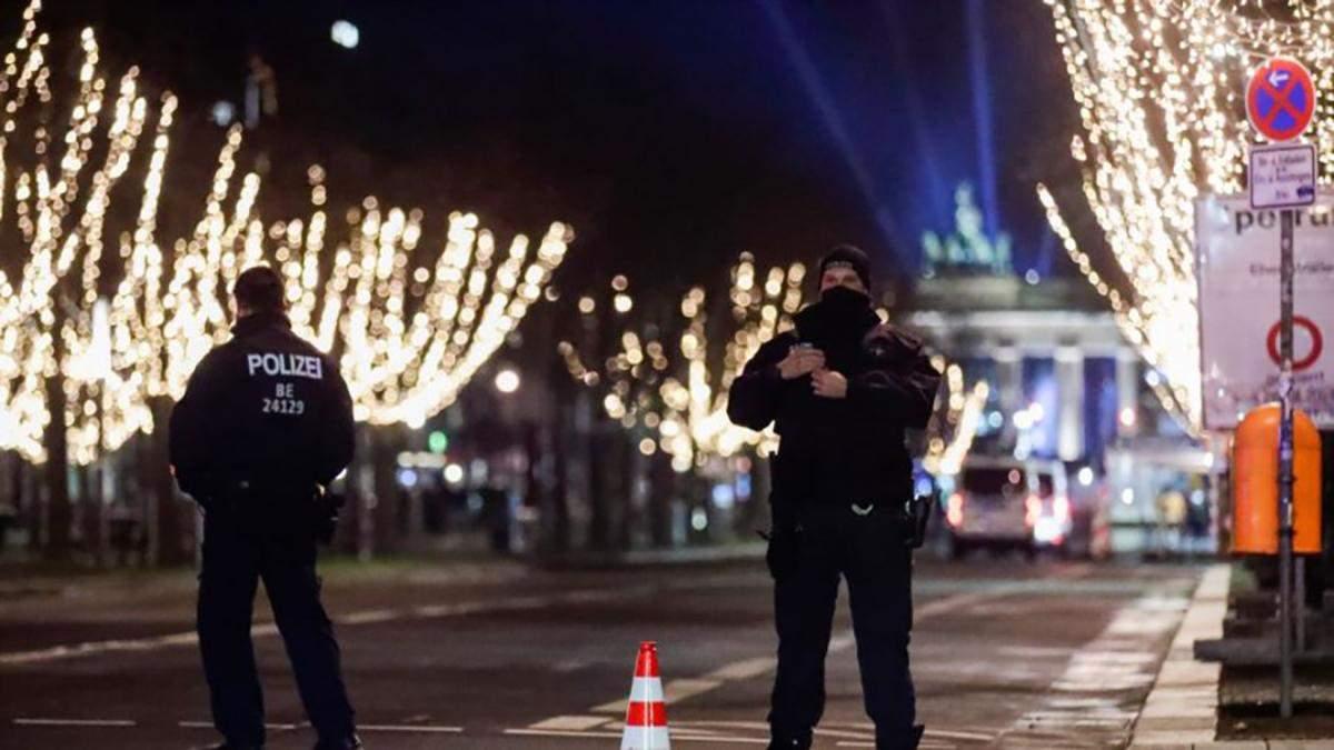 В Германии начался усиленный карантин: что запрещено