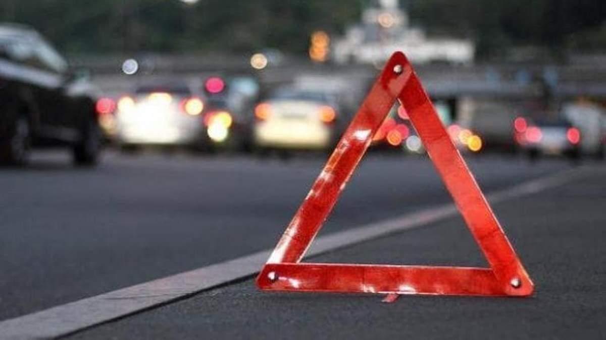 На Харківщині за п'яну ДТП затримали 22-річного поліцейського