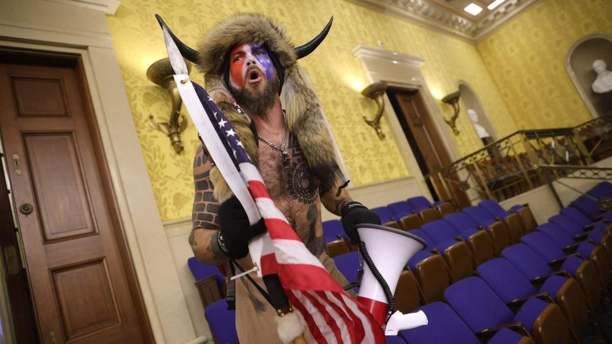 Штурм Капитолия, Майдан - что происходило в США - Трамп - Канал 24