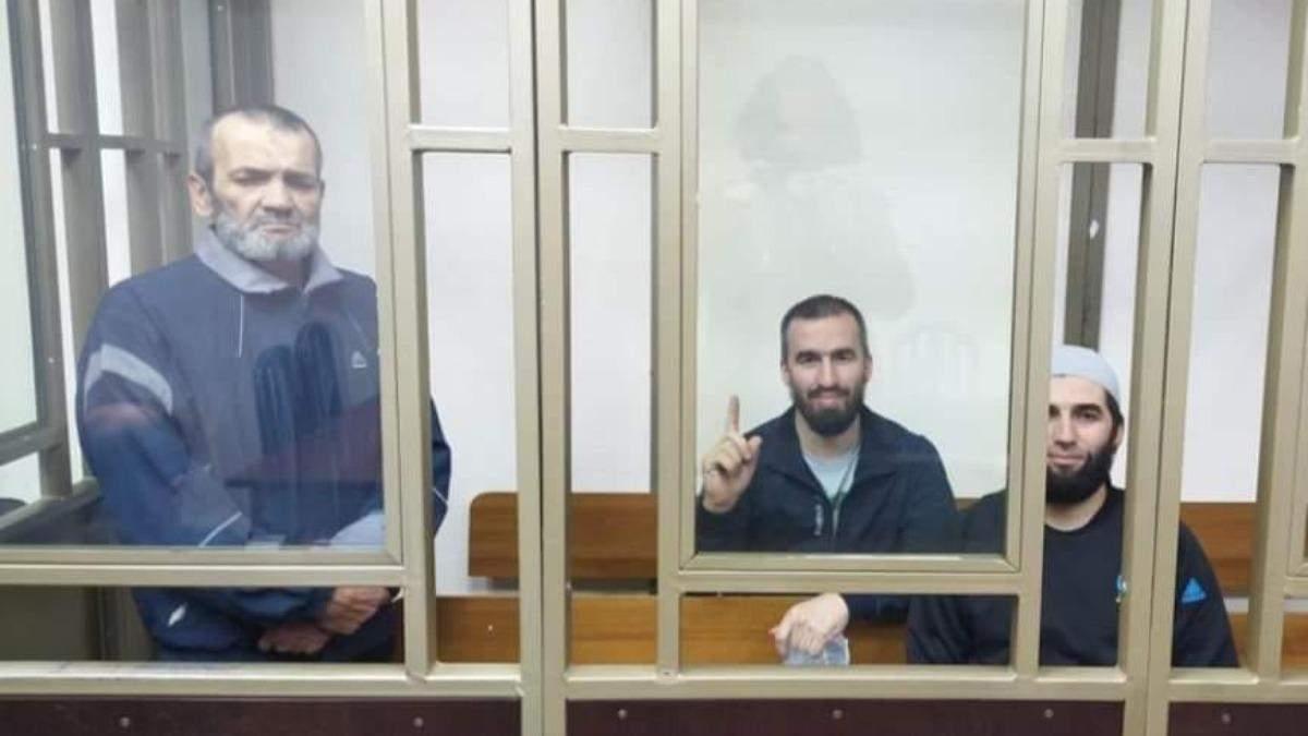 Справа Хізб ут-Тахрір: окупанти винесли вироки трьом кримським татарам