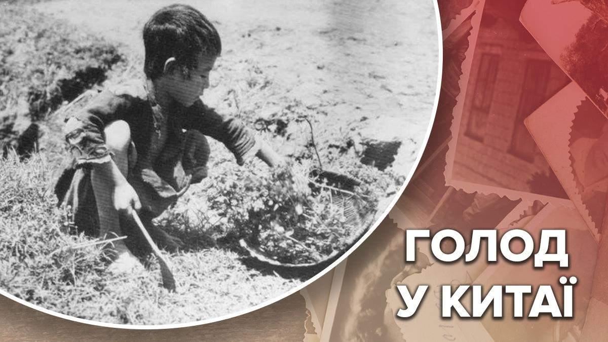 Великий голод у Китаї у 1959 – 1961 роках: причини, кількість жертв