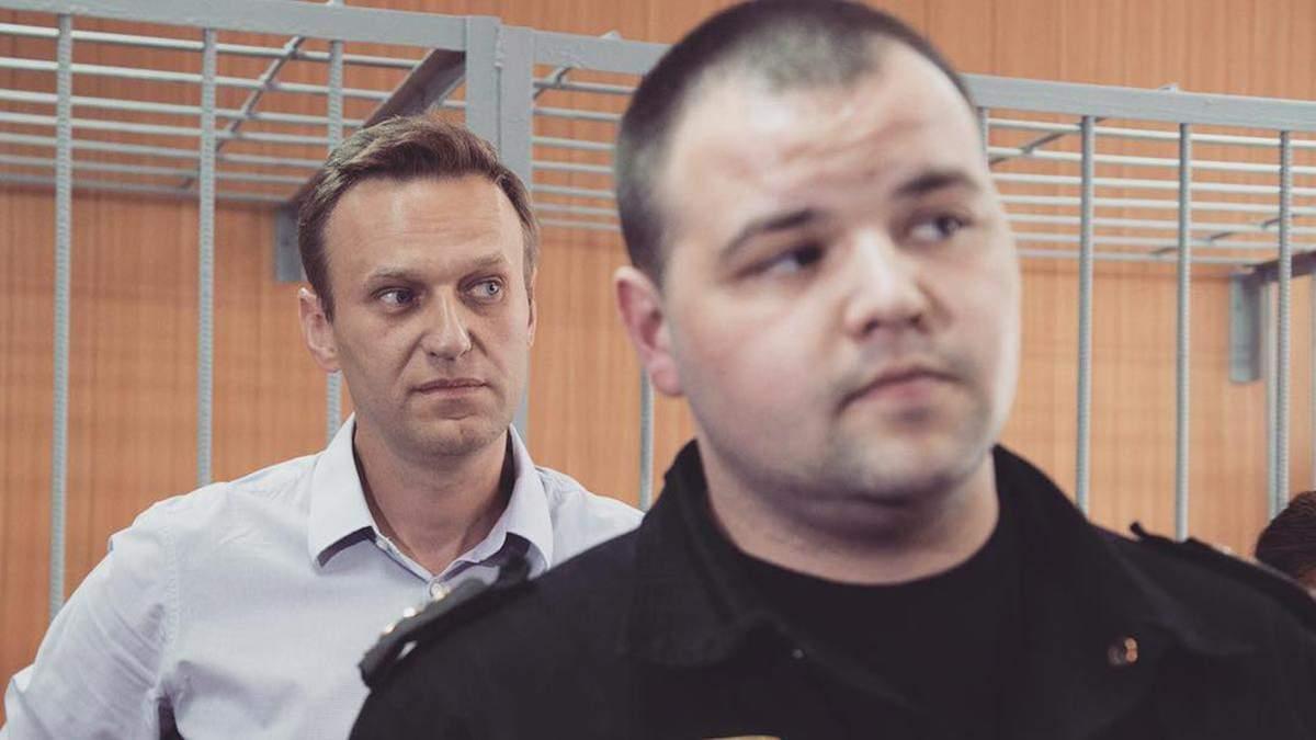У Росії Федеральна служба виконання покарань хоче замінити Навальному умовний термін на реальний: що відомо