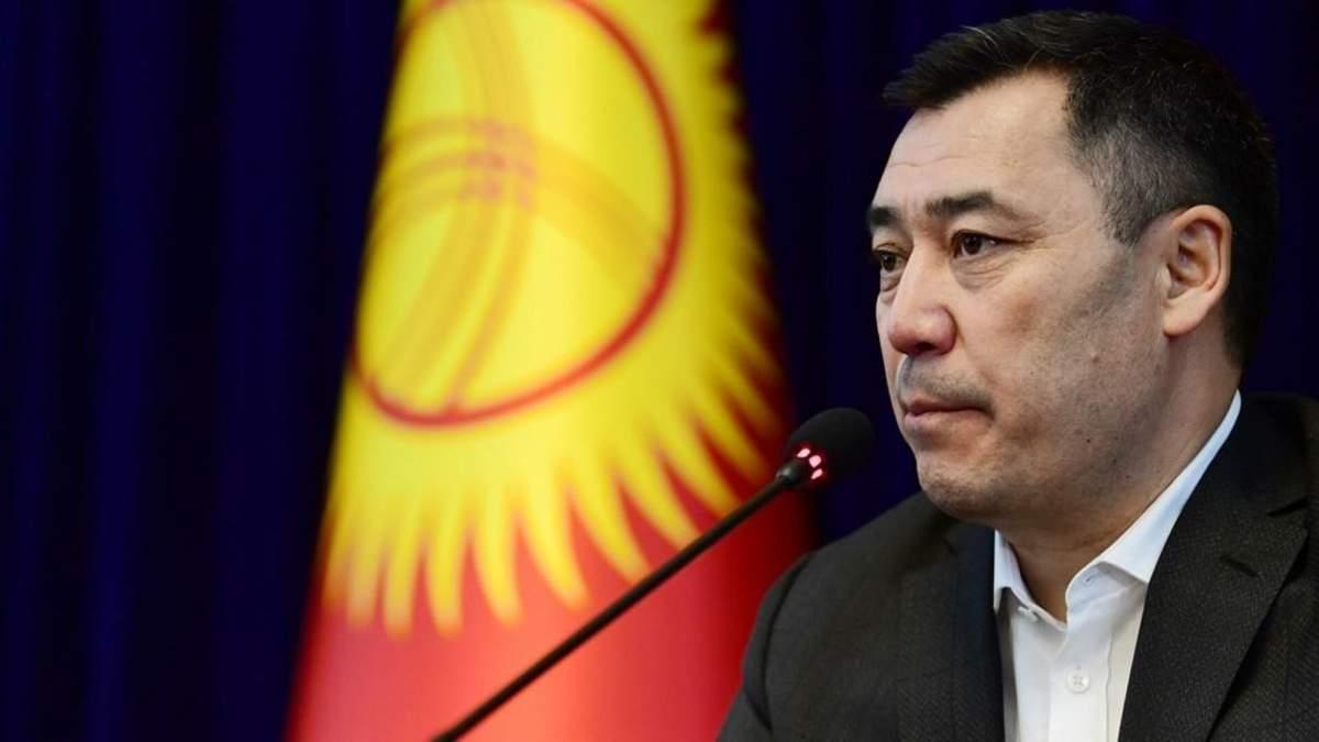 Президентські вибори у Киргизстані: переміг Садир Жапаров