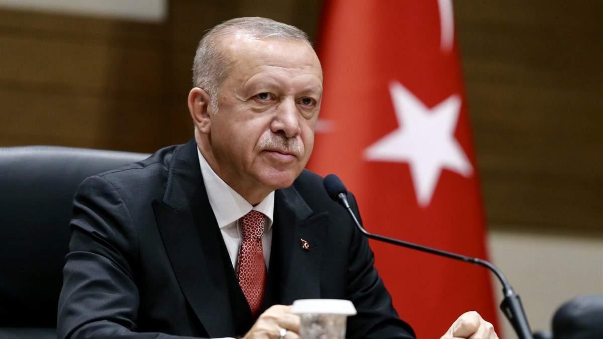 Эрдоган предлагает принять Турцию в ЕС
