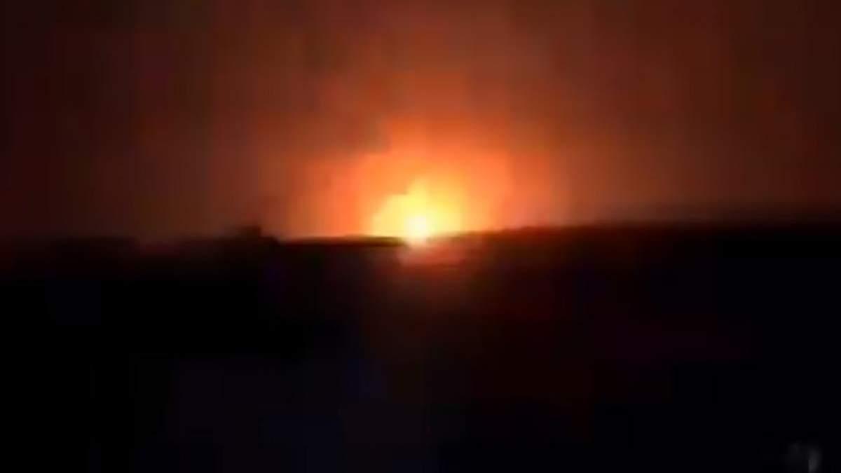 Ізраїль наніс авіаудари по Сирії: багато жертв – фото, відео