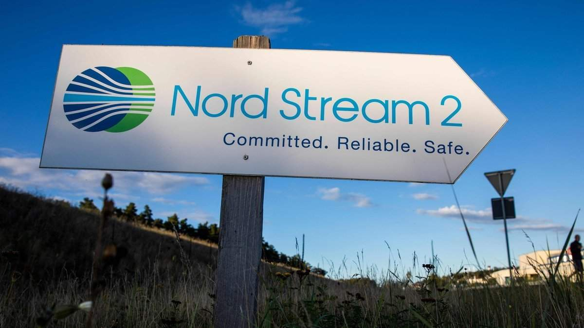 Датская компания вышла из проекта строительства Северного потока-2
