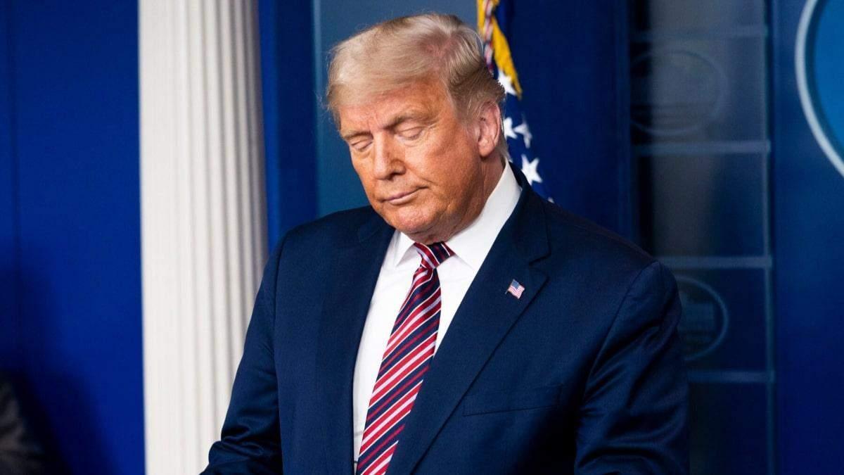 Трамп імпічмент - яке майбутнє чекає президента - Канал 24