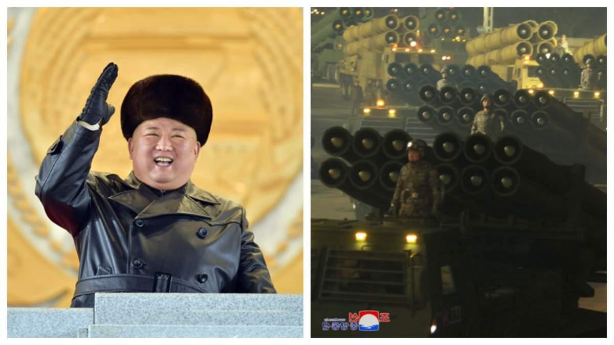 Кім Чен Ин пограв м'язами і показав наймогутнішу зброю світу: фото