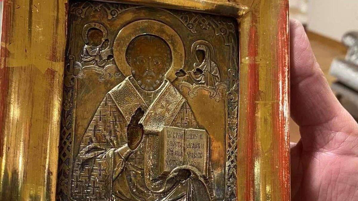Боснія і Герцеговина поверне Україні ікону, що дарували Лаврову: умова