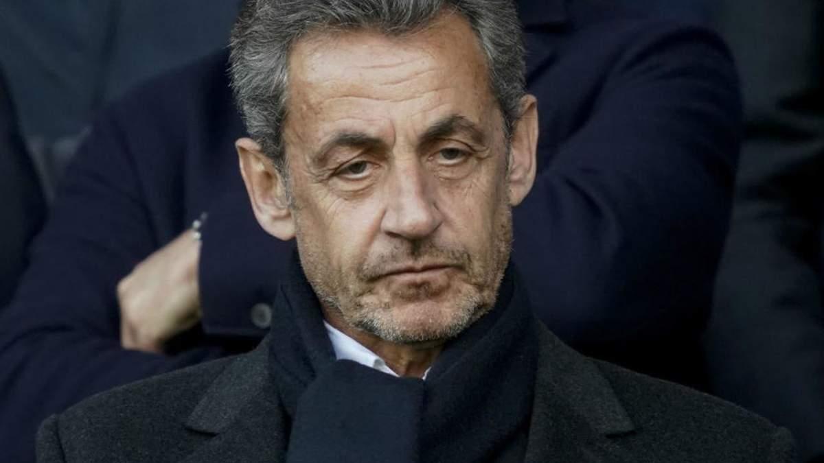 Франція розслідуватиме діяльність Саркозі в Росії