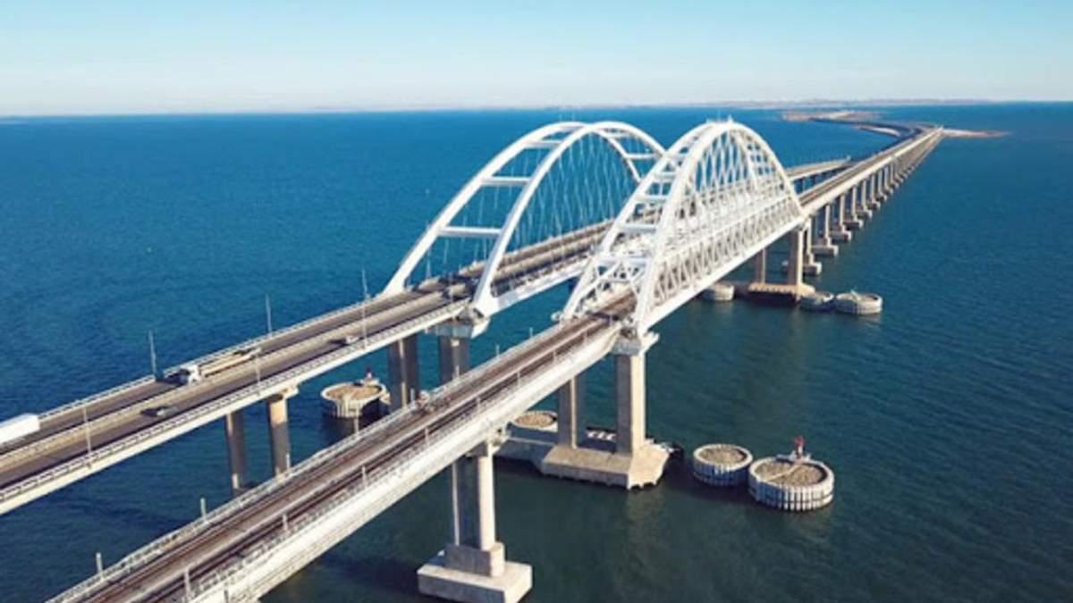 Керченский мост может разрушиться в результате сильного землетрясения