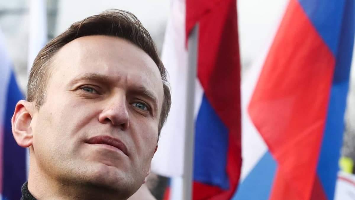 Олексія Навального затримали у Москві 17.01.2020: відео