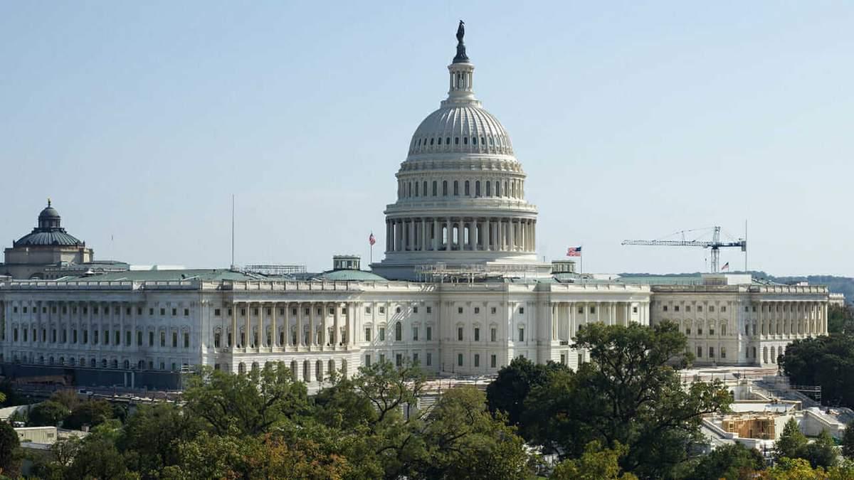 Возле Капитолия США задержали мужчину с оружием и 500 патронами, – СМИ