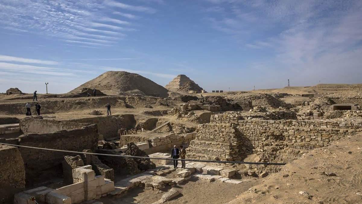 В Египте раскопали уникальный похоронный храм царицы Нейт: фото