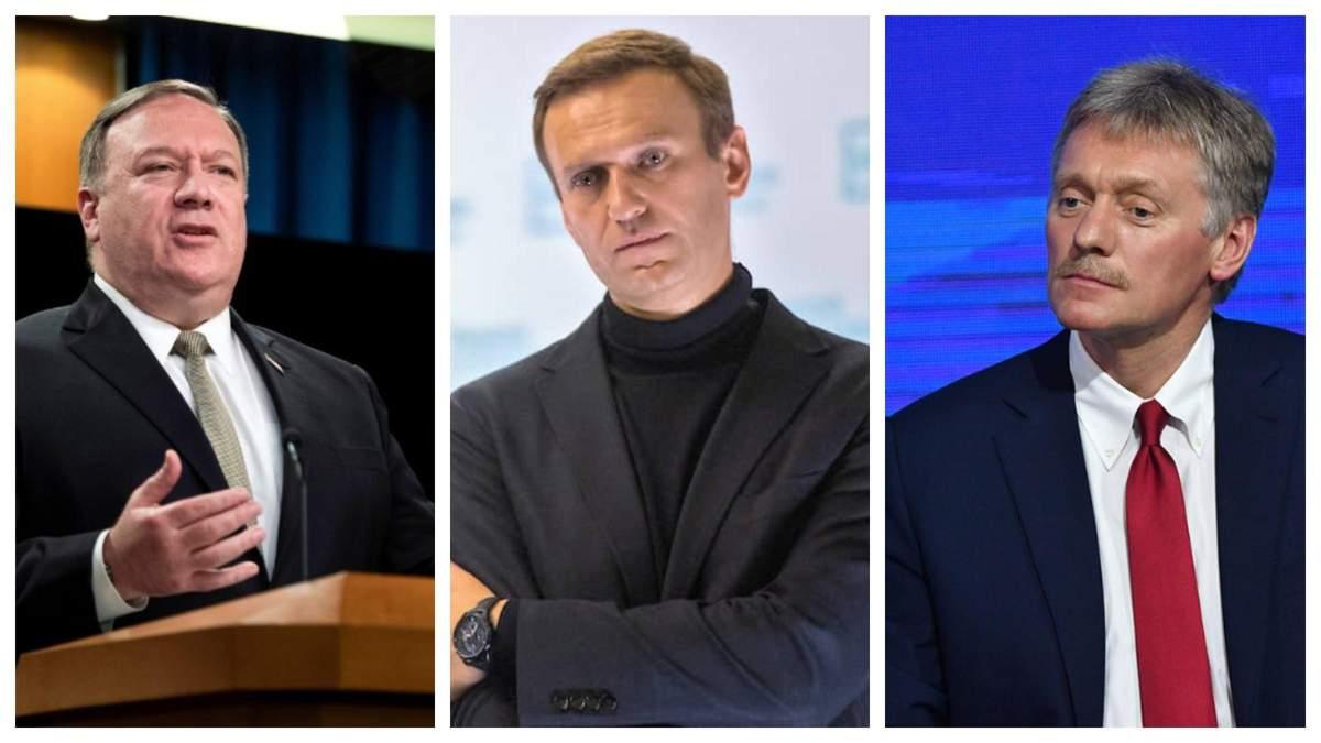 Арест Навального: Уверенные в себе лидеры не боятся оппозиции – Помпео