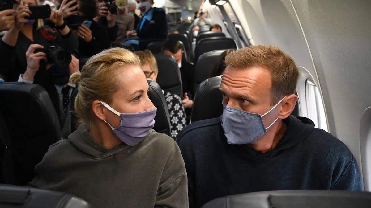 Арест Навального - что происходит в РФ и при чем здесь Путин - 24tv.ua