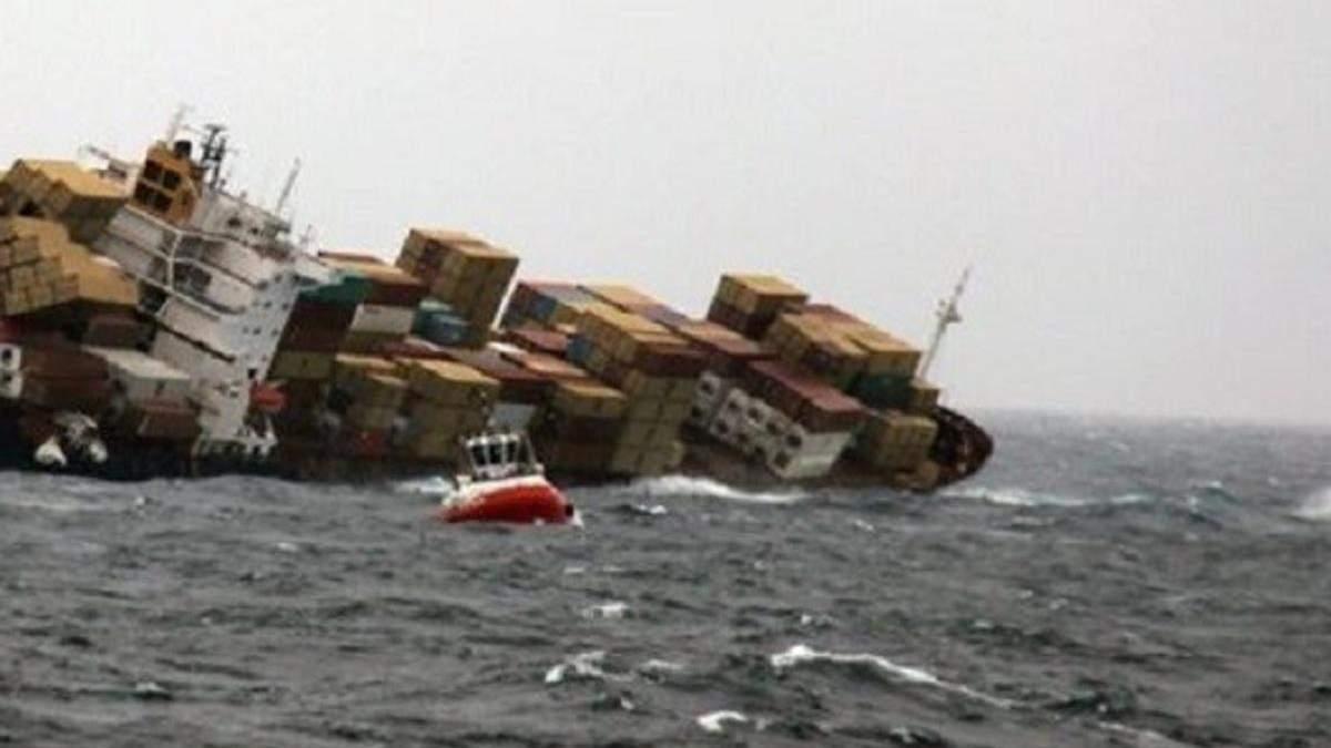 Нашли тела 3 моряков с затонувшего украинского судна