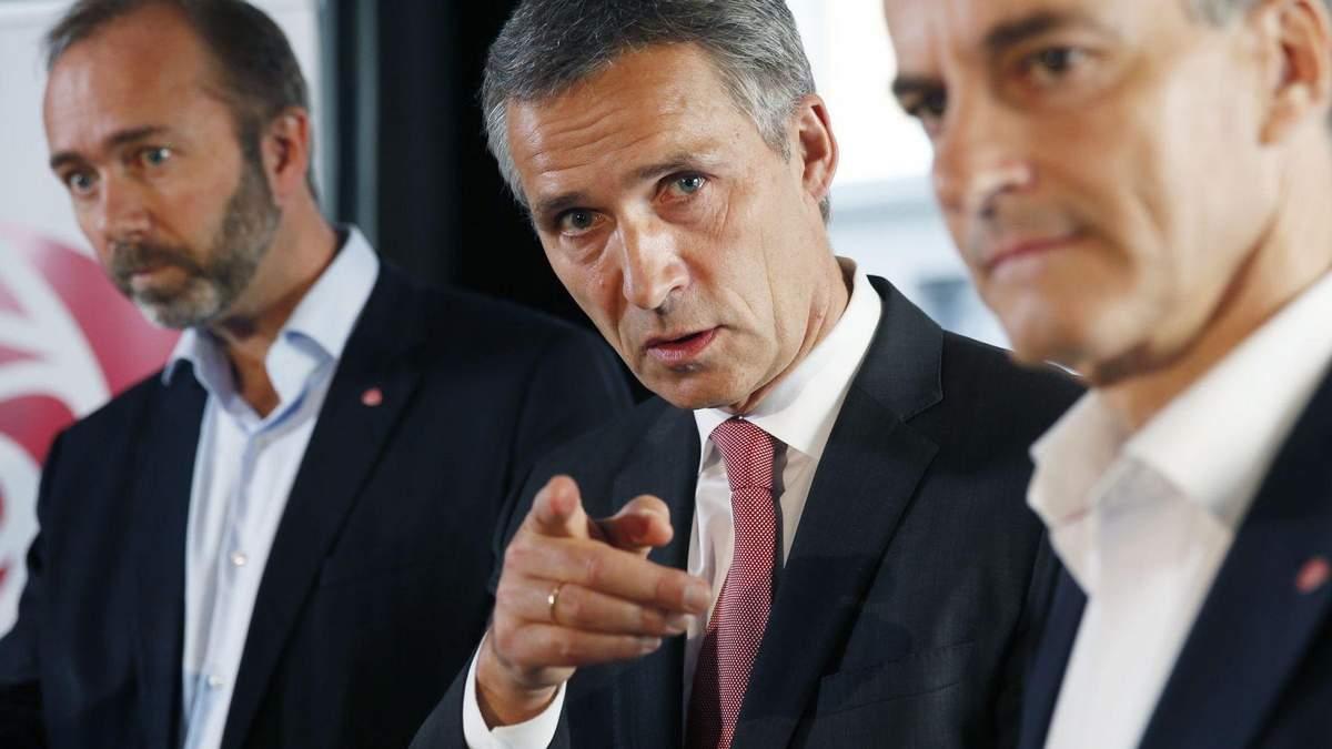 Не Росія буде вирішувати, яким країнам вступати до НАТО, – Столтенберг