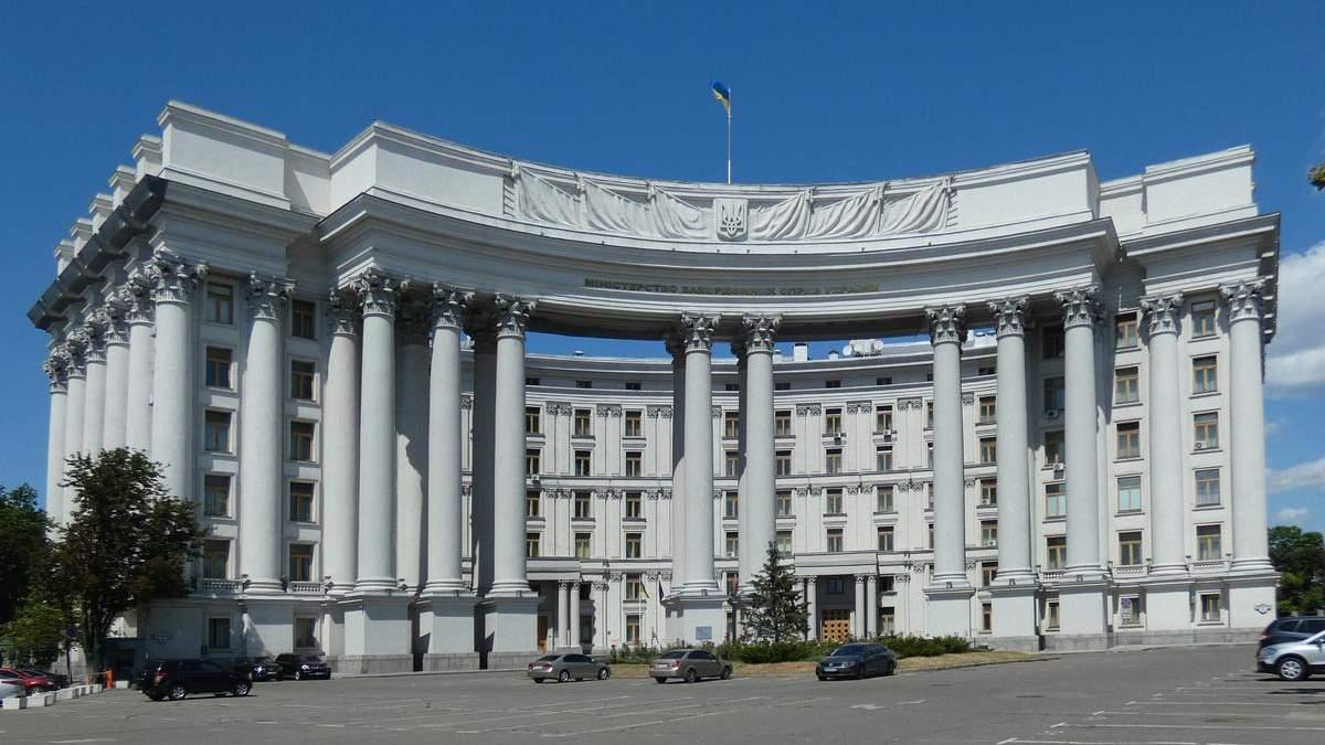 МИД хочет привлечь Яндекс к ответственности за работу в Крыму
