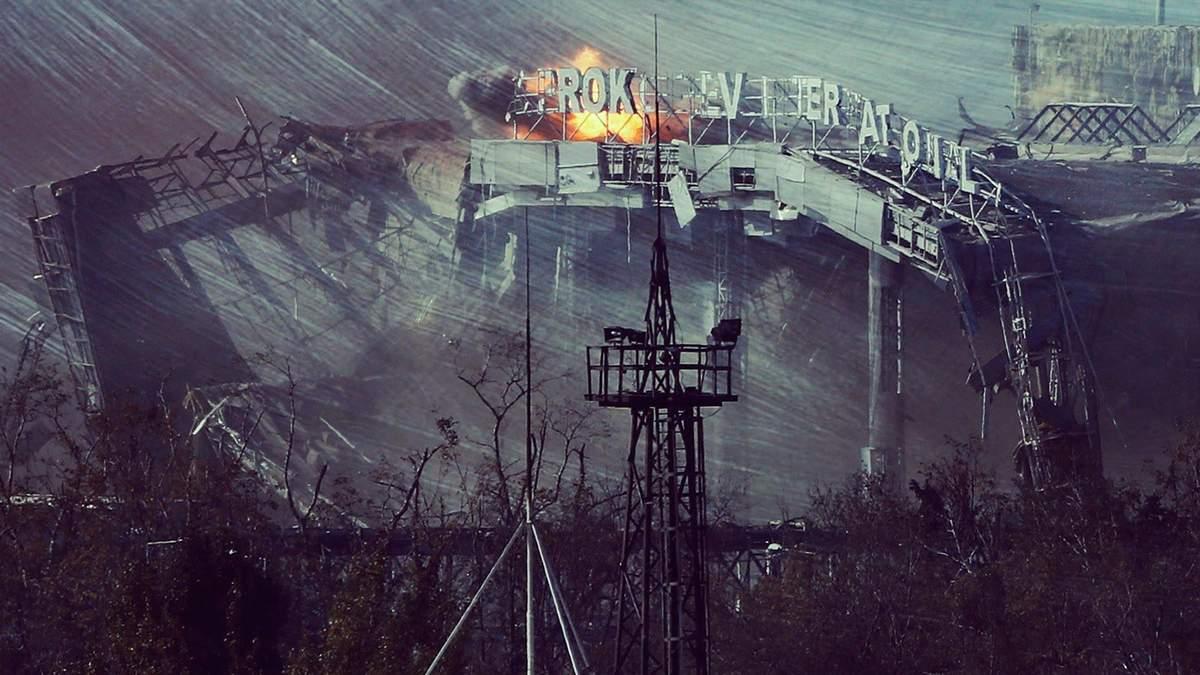 Бой за Донецкий аэропорт: как это было – виде, фото и факты