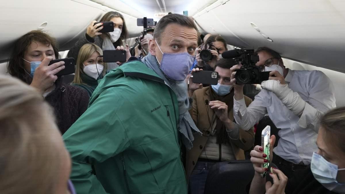 Навальний - про що свідчить реакція українців на події в РФ - Канал 24