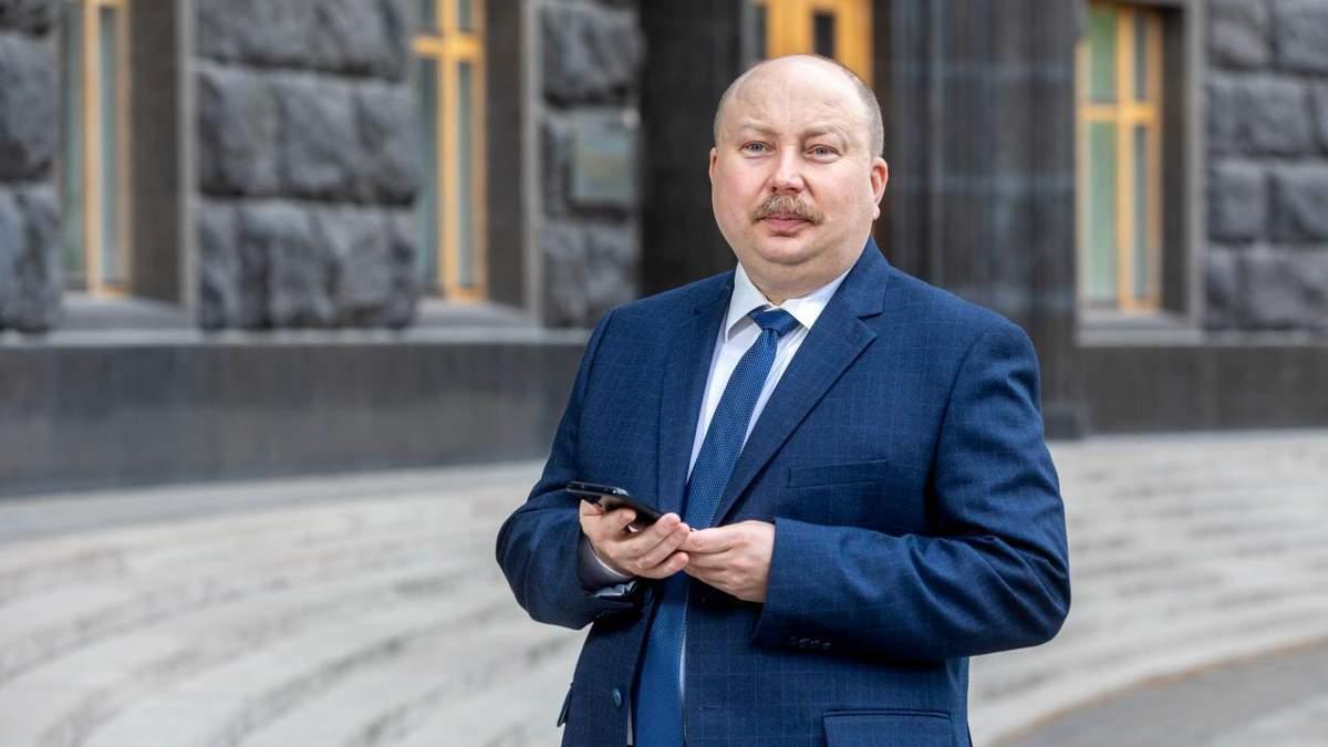 Інтерв'ю з міністром Немчіновим