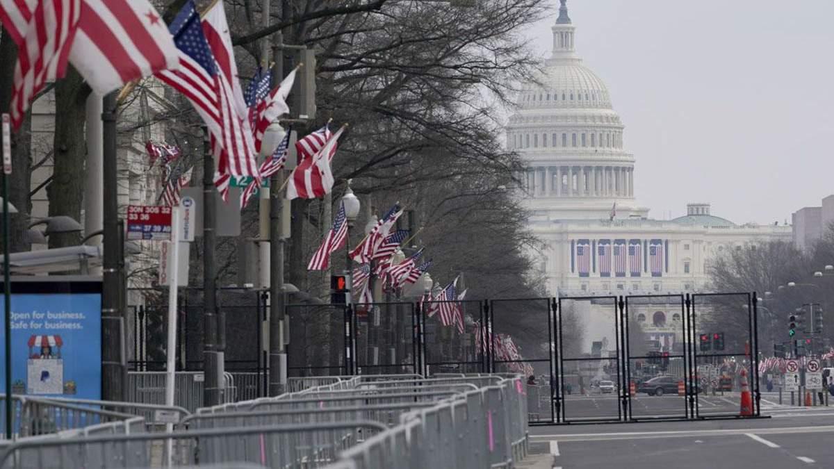 Последние приготовления: что особенного в инаугурации Байдена и как Трамп покинет Белый дом