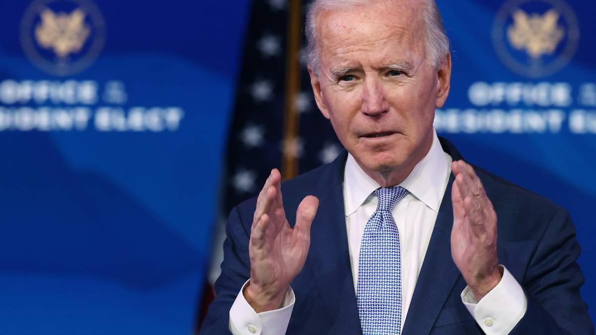 Джо Байден об Украине: что говорил новый Президент США