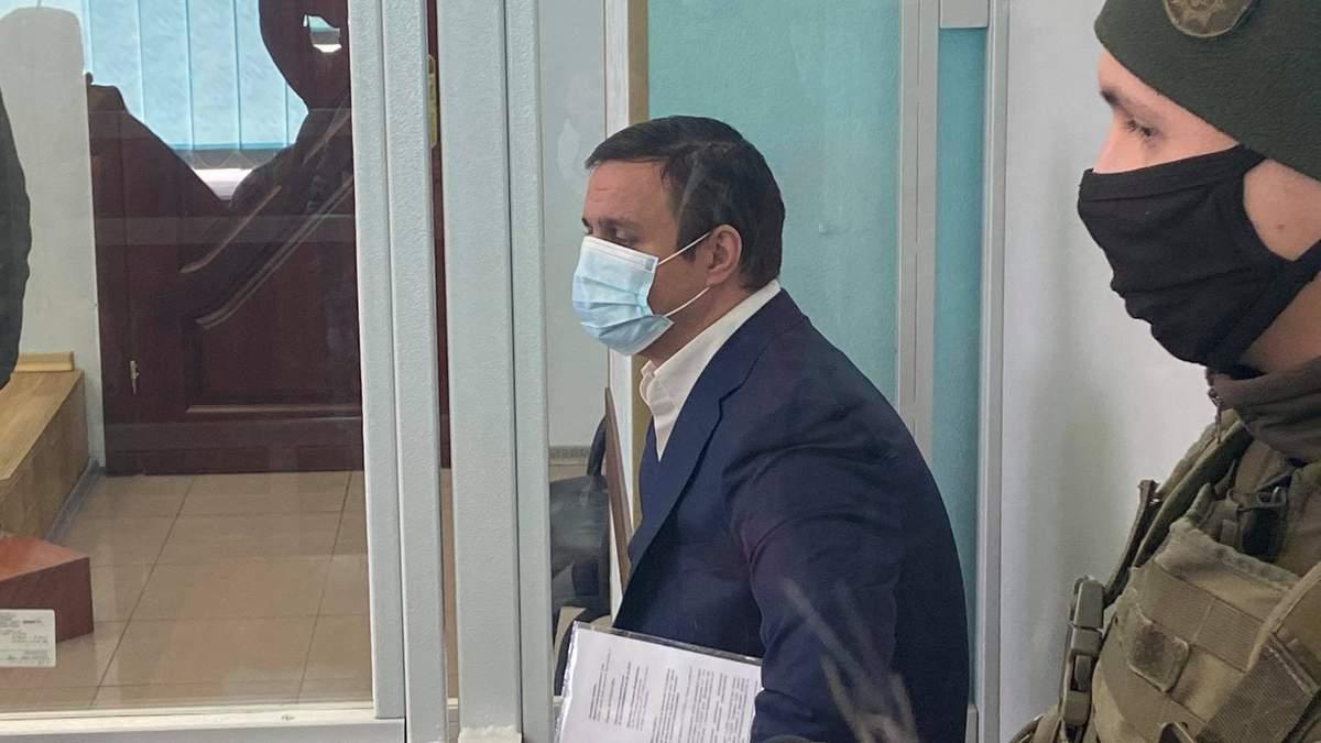 Апелляционный суд Киева оставил Максима Микитась под арестом