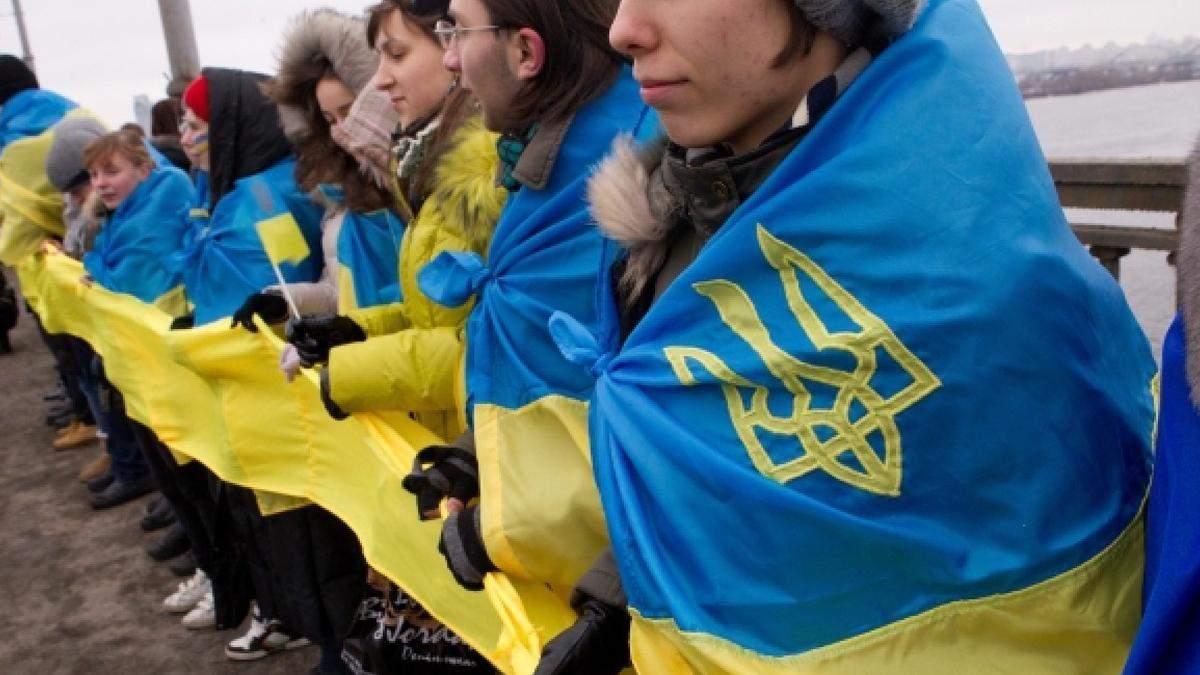 Живого ланцюга єдності до Дня соборності 22.01.2021 у Києві не буде