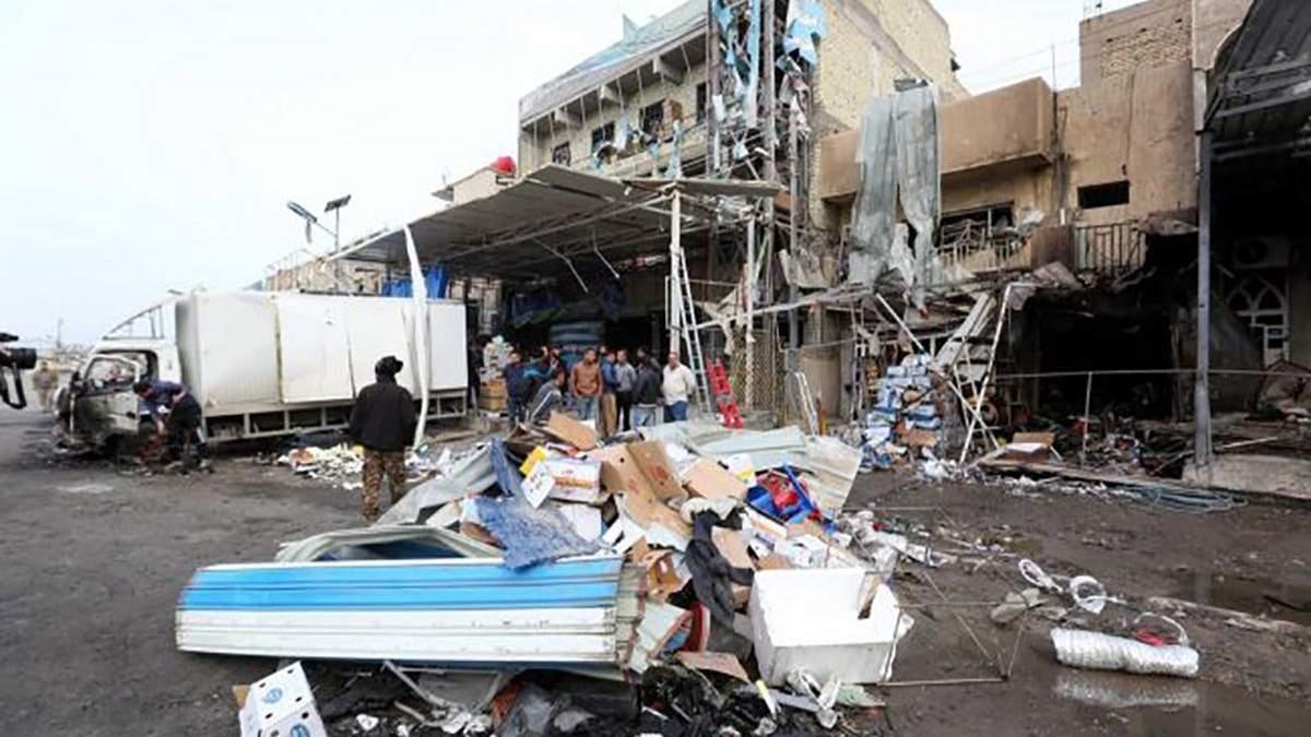 Теракт у Багдаді 21 січня 2020: кількість загиблих зростає