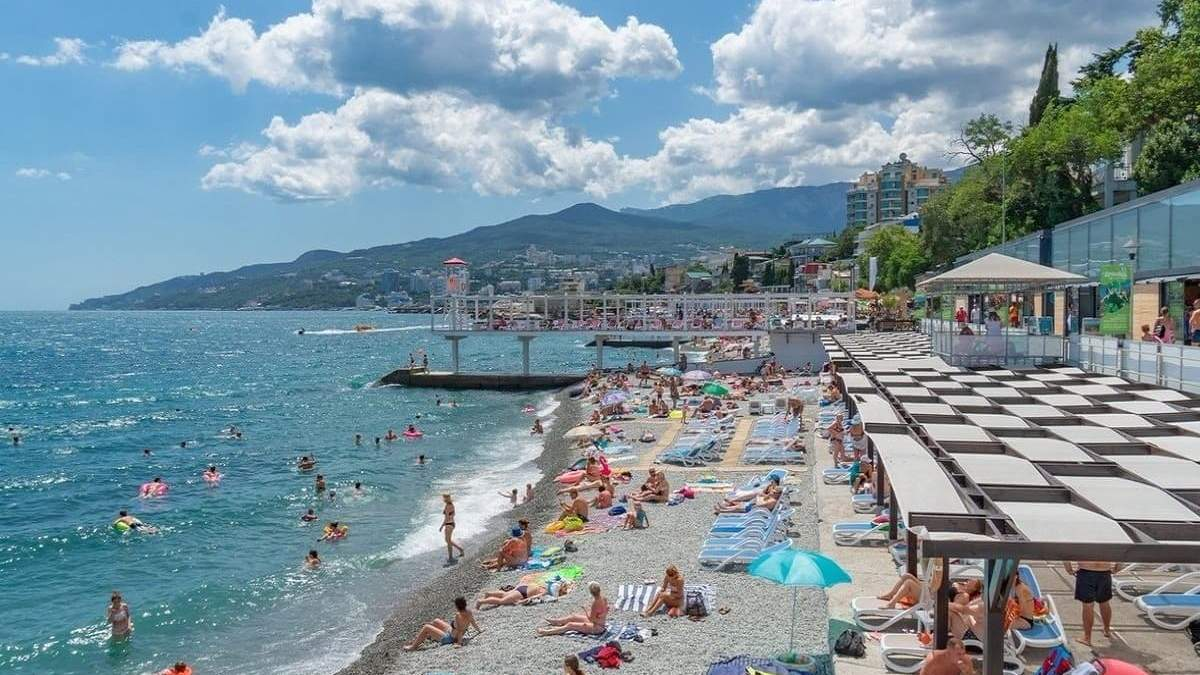 Крим - яким був туристичний сезон-2020 на півострові - цифра - Новости