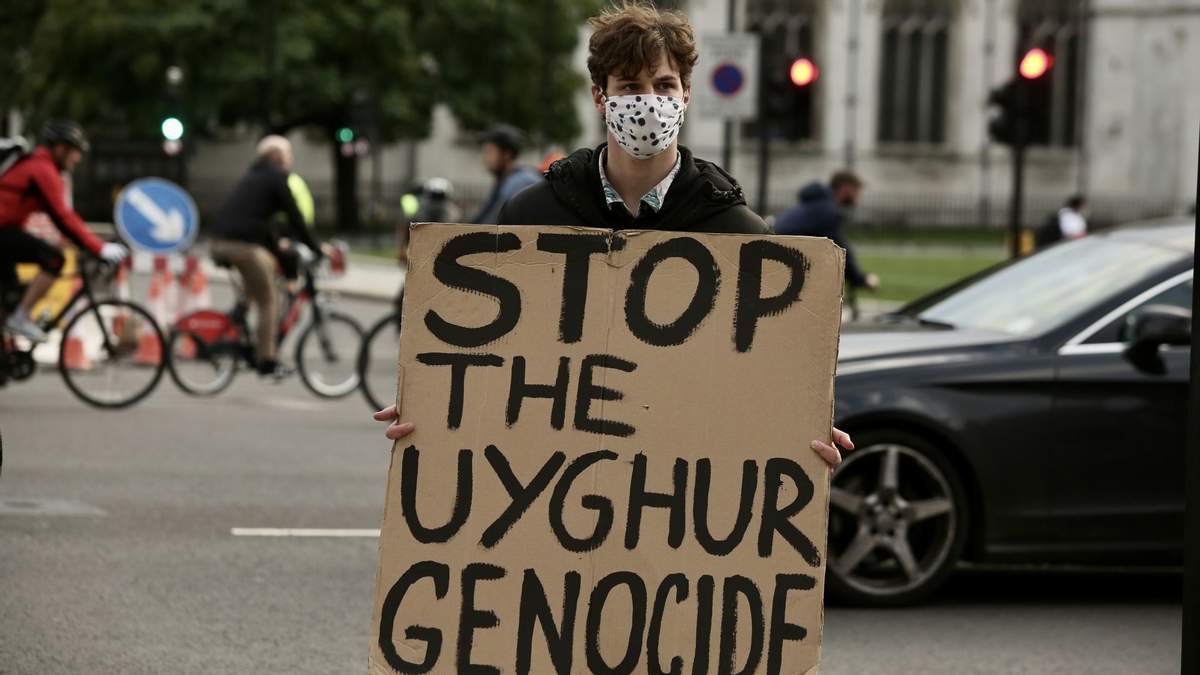 Геноцид уйгуров в Китае