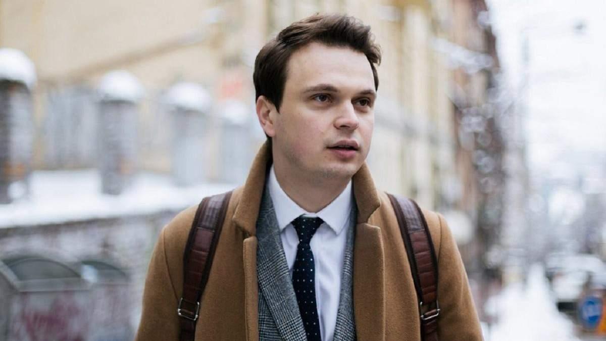 Политолог Николай Давидюк
