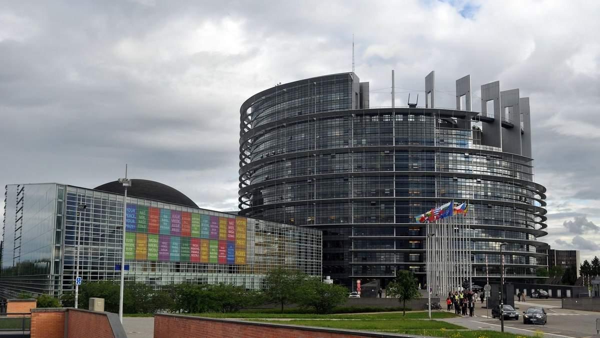 Европарламент проголосовал за ужесточение санкций против России