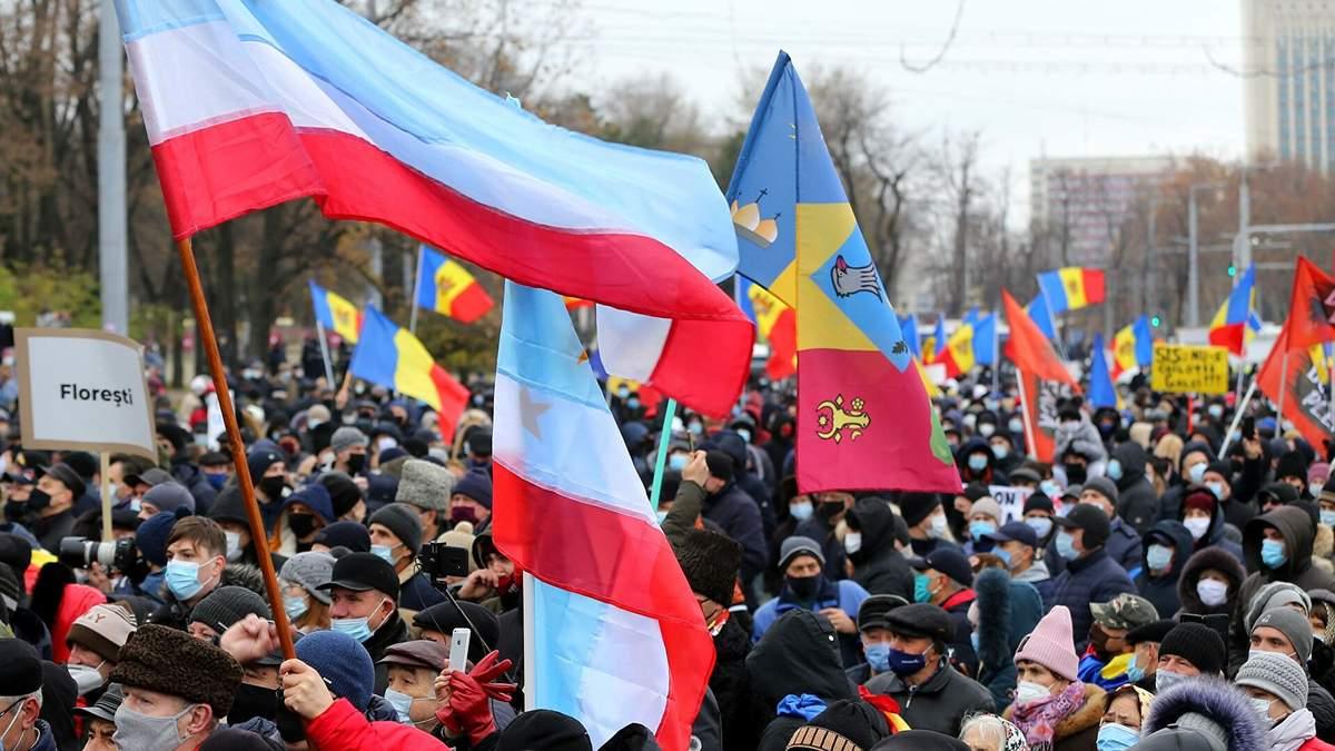 У Молдові скасували рішення Додона про російську мову