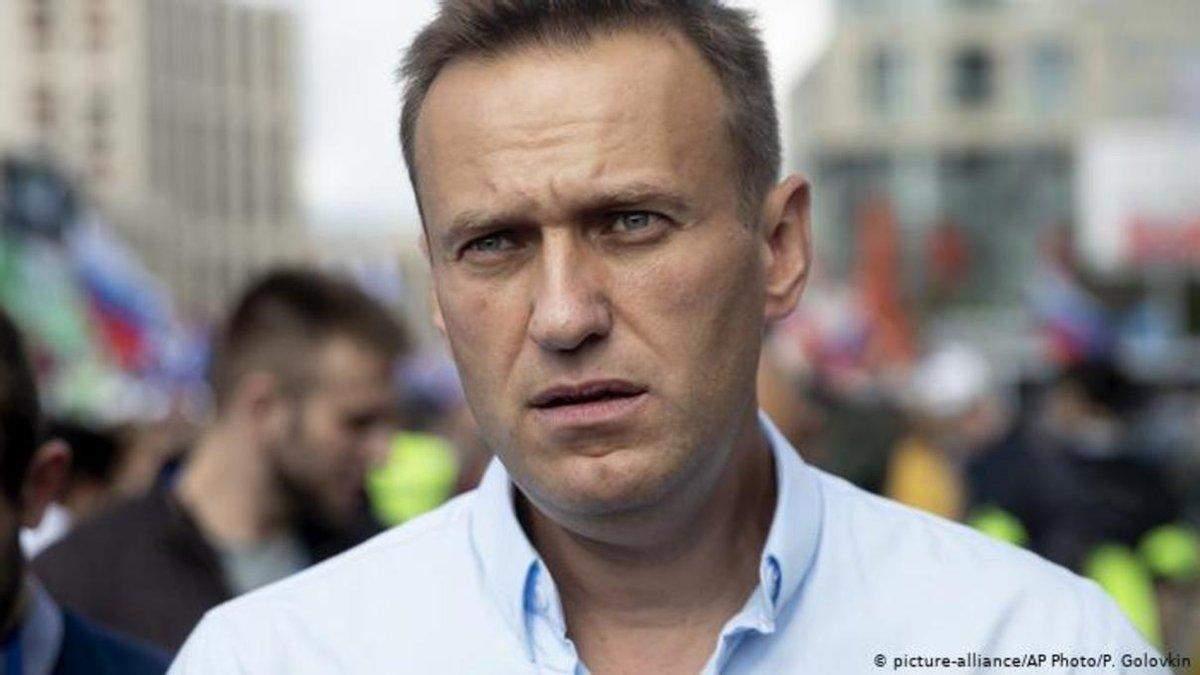 Навального можуть засудити до понад 10 років колонії, – Bloomberg