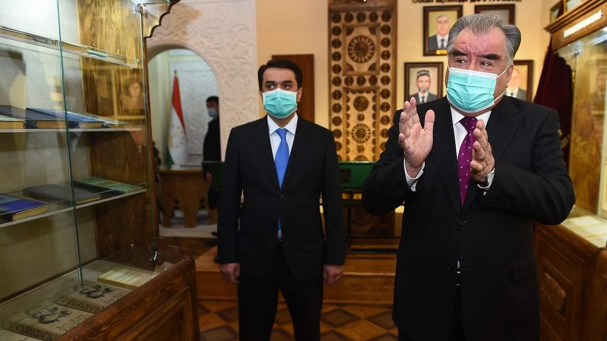 У Таджикистані відкрили музей імені президента країни