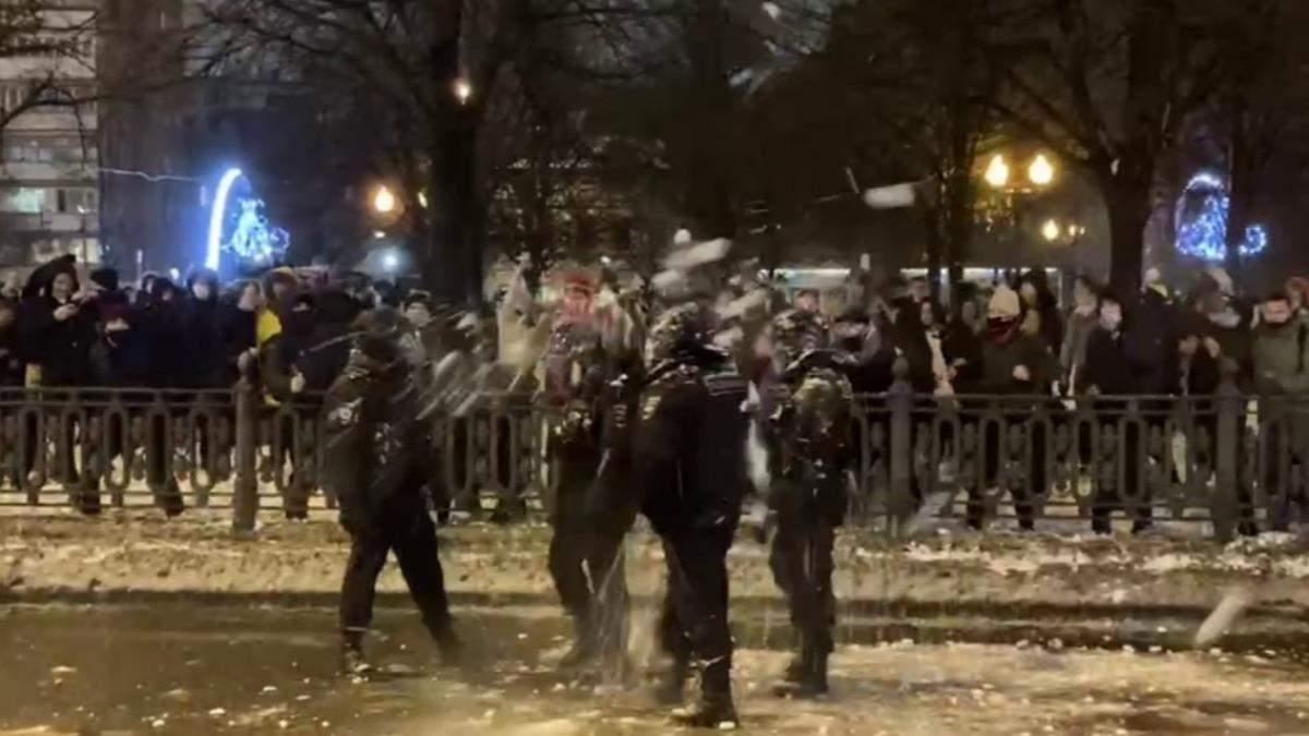 Протесты в России 23 января 2021 за Навального: видео и фото