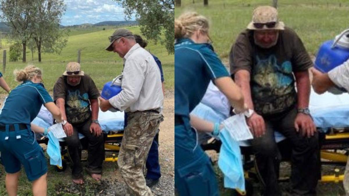 ВВ Австралії чоловік заблукав на 18 днів і виживав на грибах