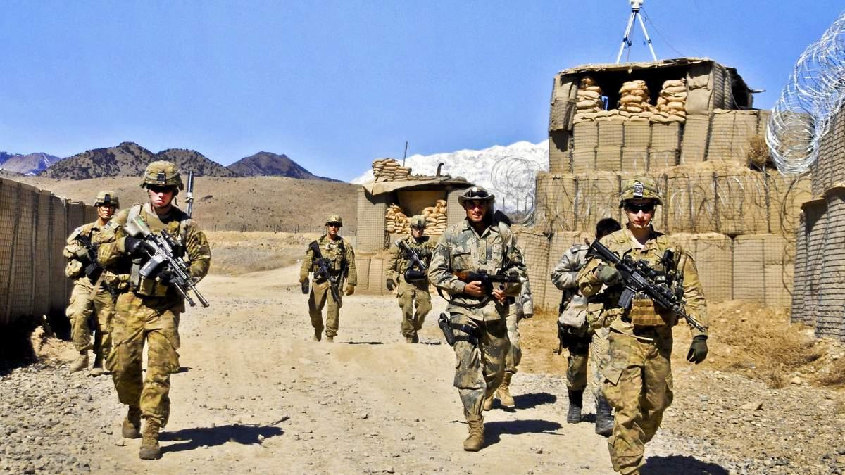 Афганская армия нанесла авиаудар по боевикам Талибана: есть погибшие