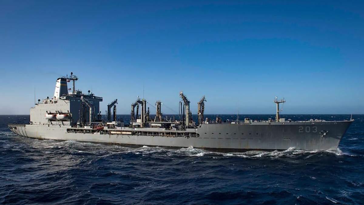 Другий військовий корабель США зайшов у Чорне море