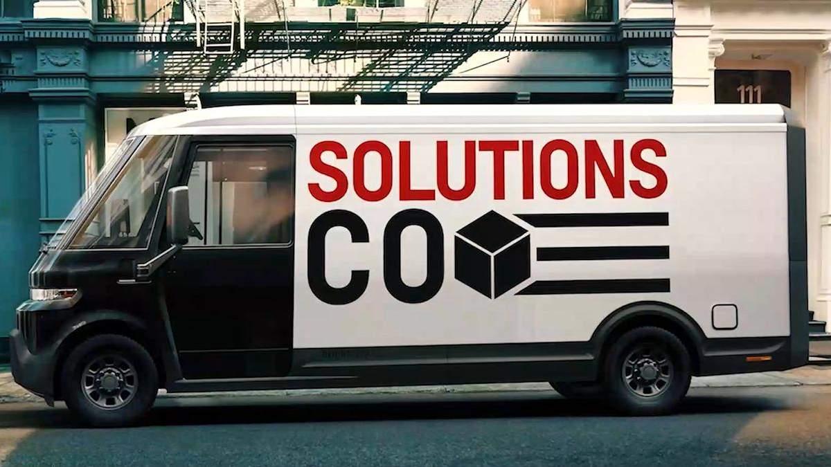 У США випускатимуть електромобіль для доставлення вантажів